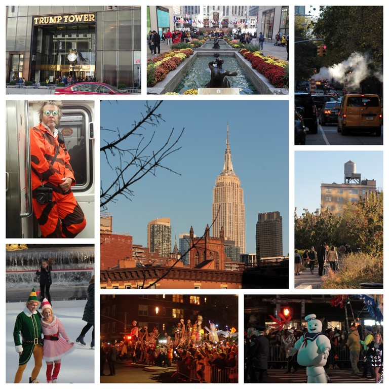 nyc 9 collage