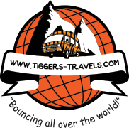 Tigger's Travels logo